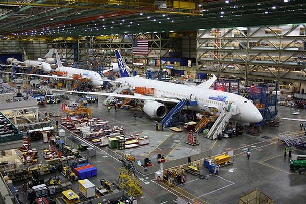 Fabricación de aviones