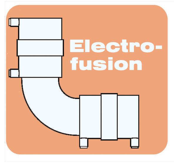 Icono de electrofusión
