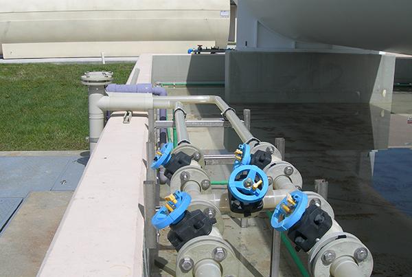 Sistema de agua RO