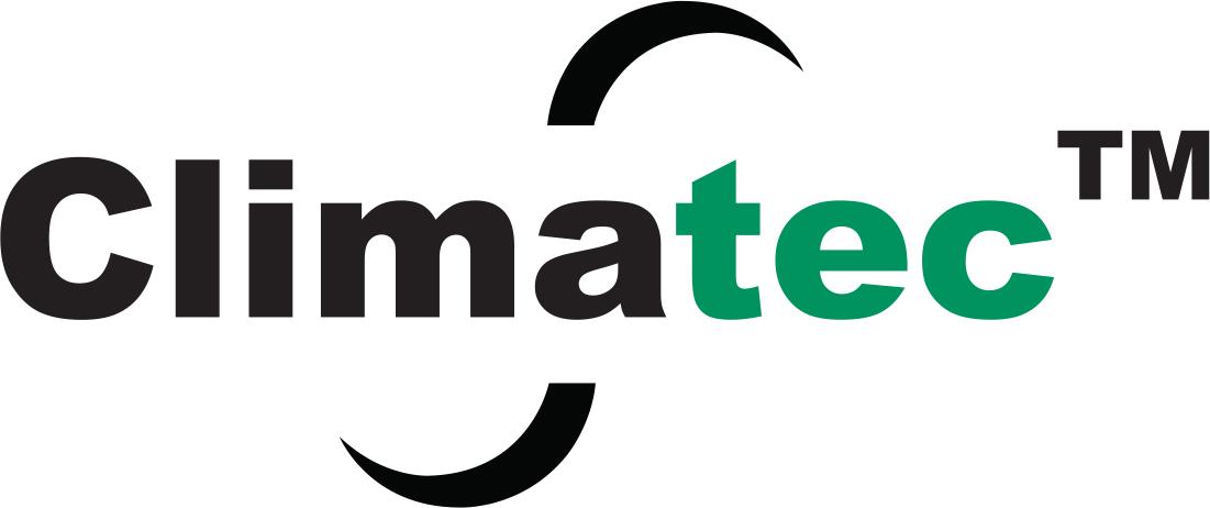 Logotipo verde Climatec