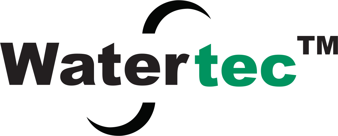 Logotipo verde Watertec