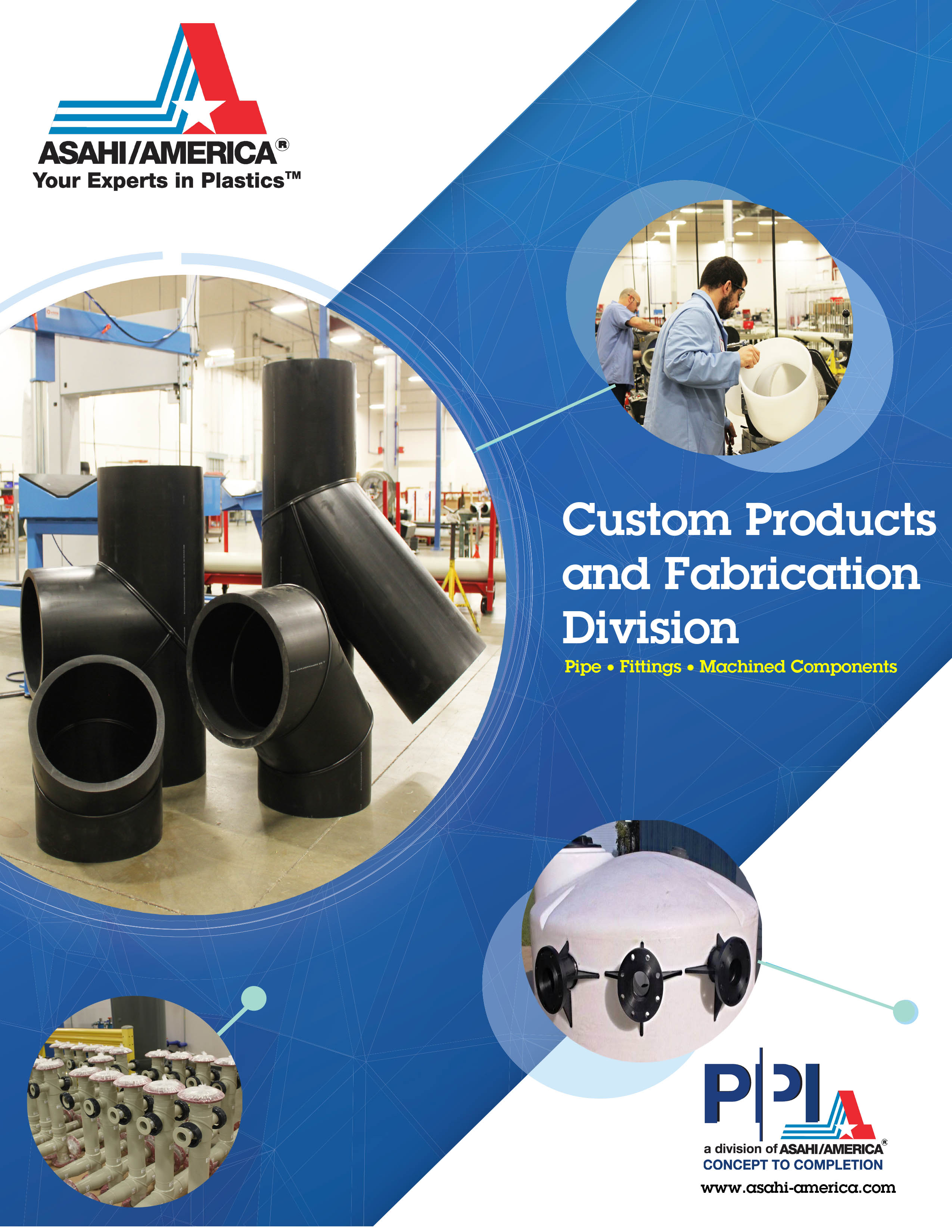 Fabrication Brochure Cover 2018