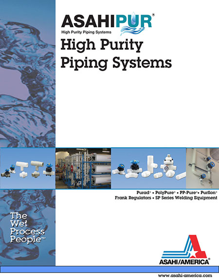 PUB40000 High Purity Catalog Cover 2014