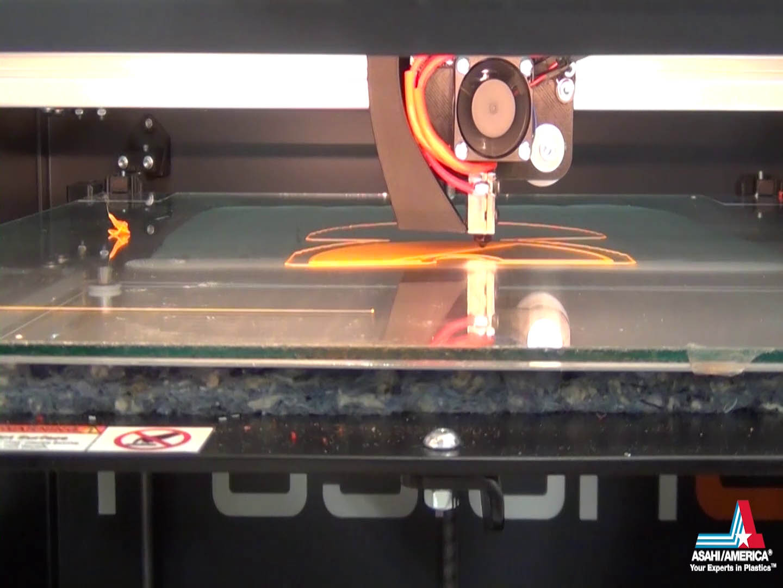Video sobre la impresora 3D