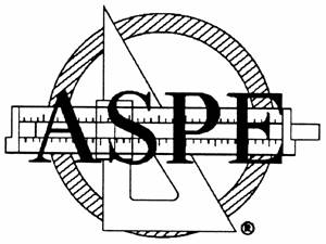 Logotipo de ASPE