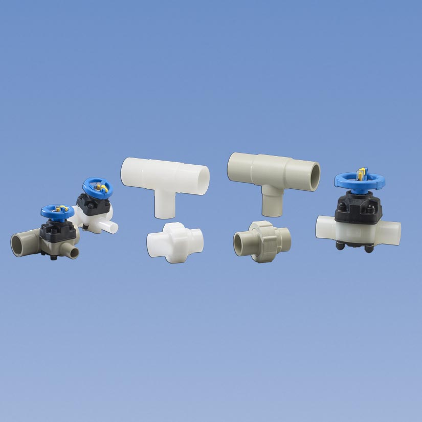 hi purity fittings