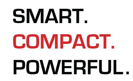 Inteligente compacto y potente